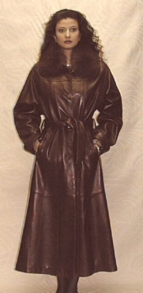 Matching Images >> Leather coat L 815